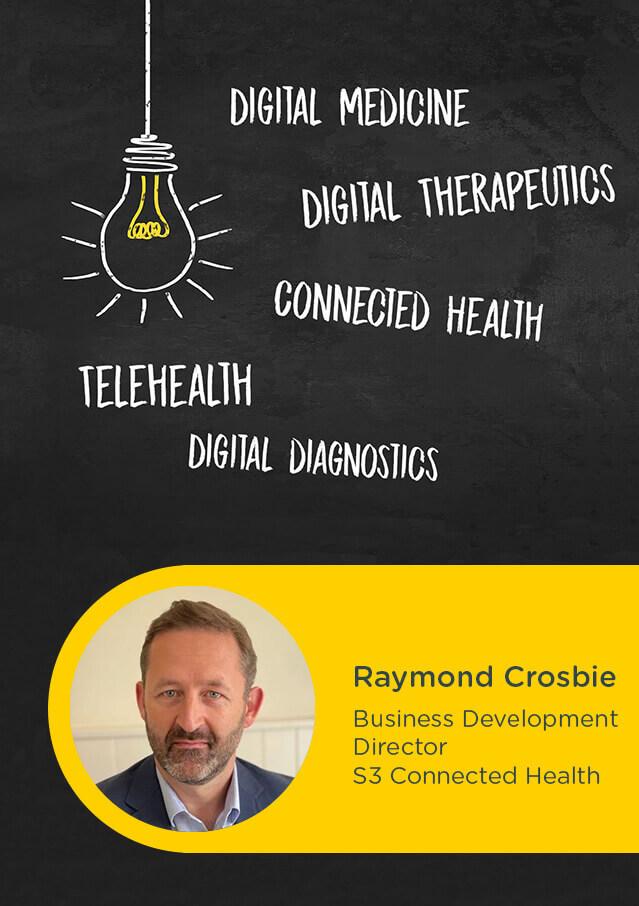 Digital health terminology feat