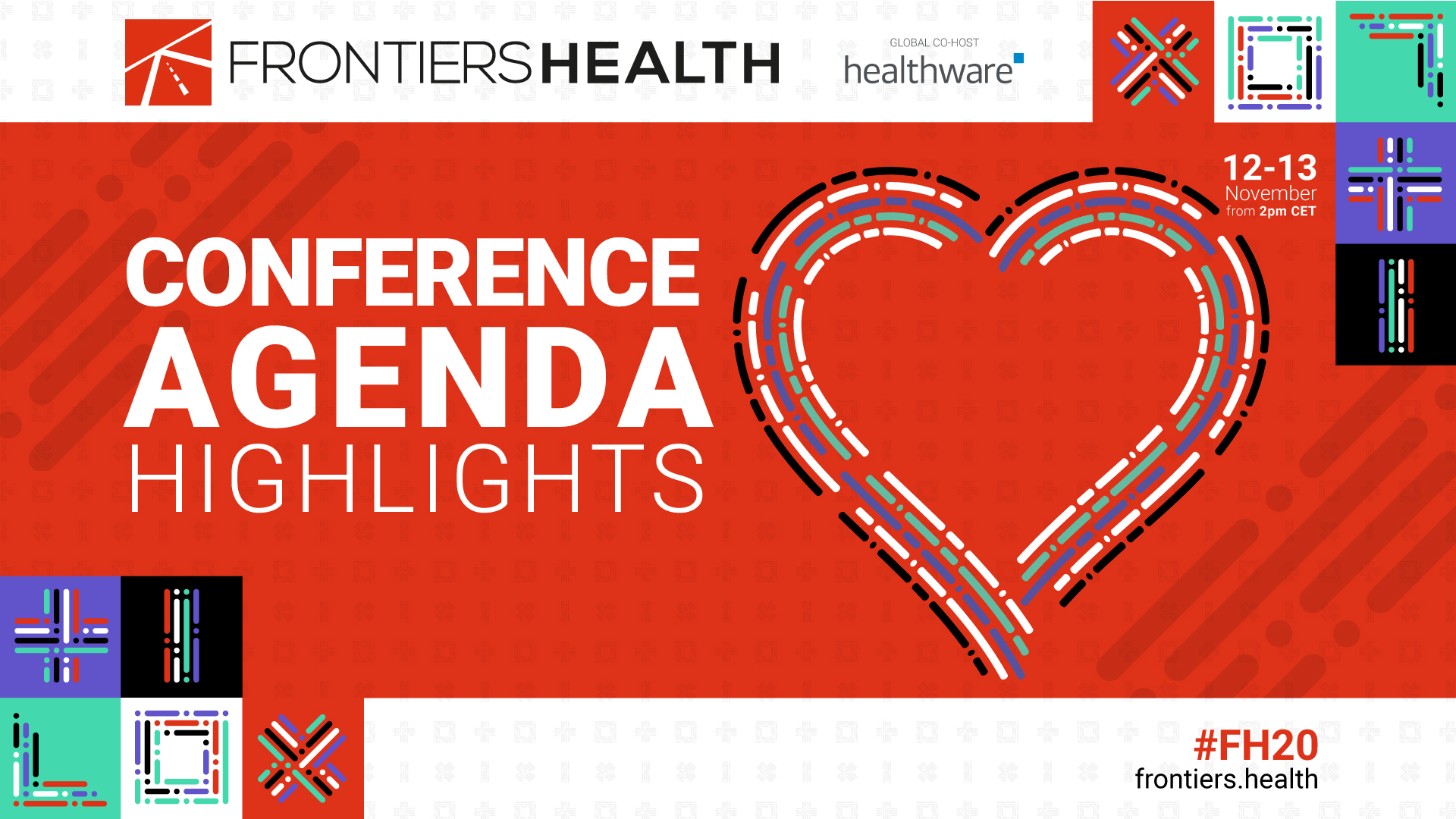 Everything you need for Frontiers Health 2020