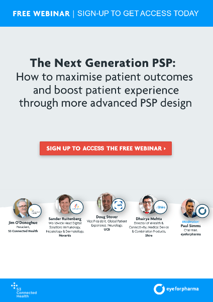 Webinar: The Next Generation Patient Support Programs