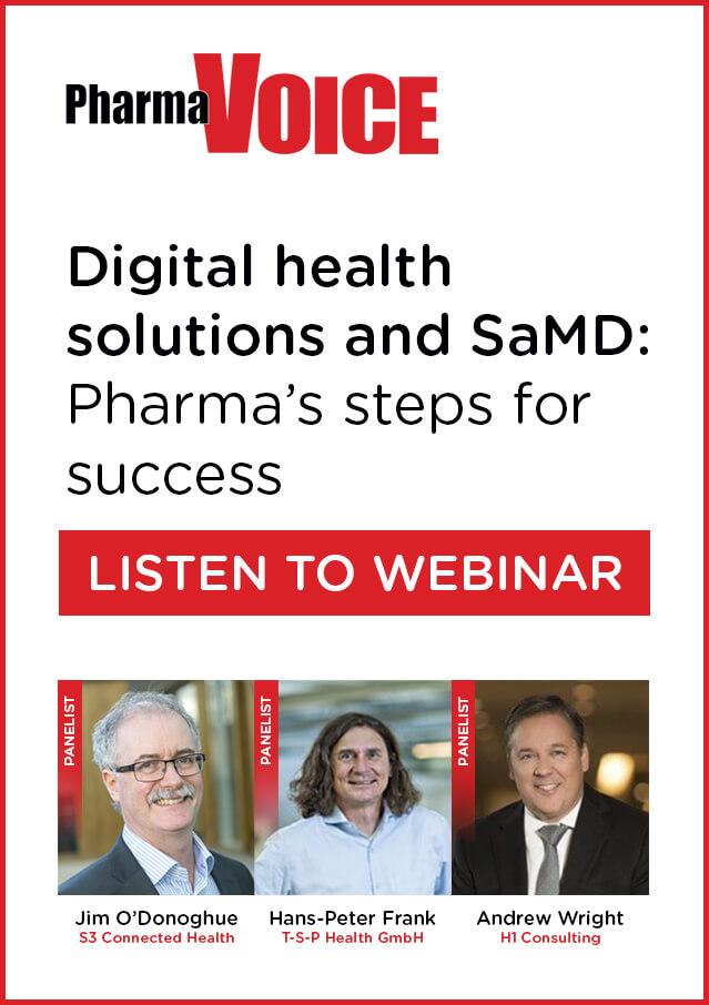 Webinar: Digital health solutions and SaMD - Pharma's steps for success