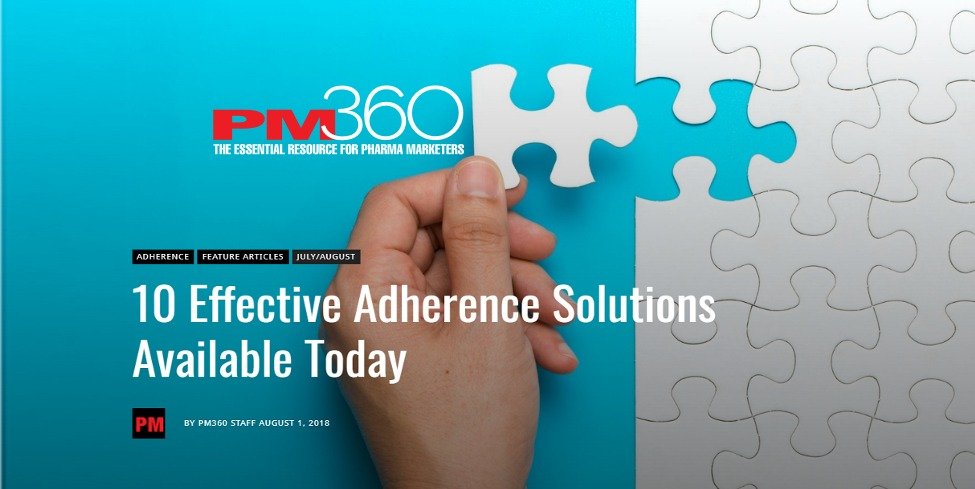 10 Effective Adherence Solutions Available Today
