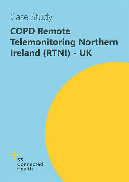 COPD Remote Telemonitoring Northern Ireland (RTNI) – UK