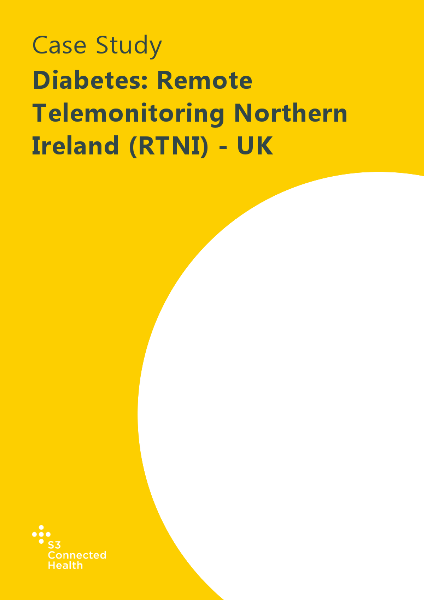 Diabetes Remote Telemonitoring Northern Ireland (RTNI) - UK