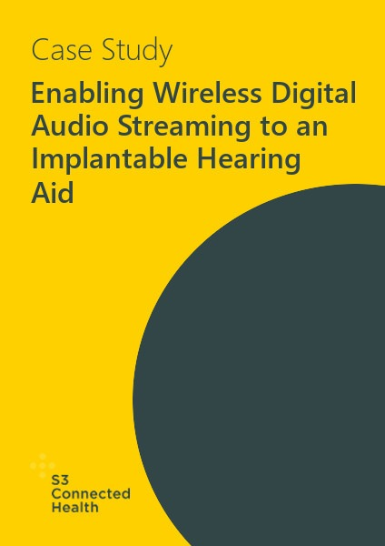 Cochlear Case Study Cover