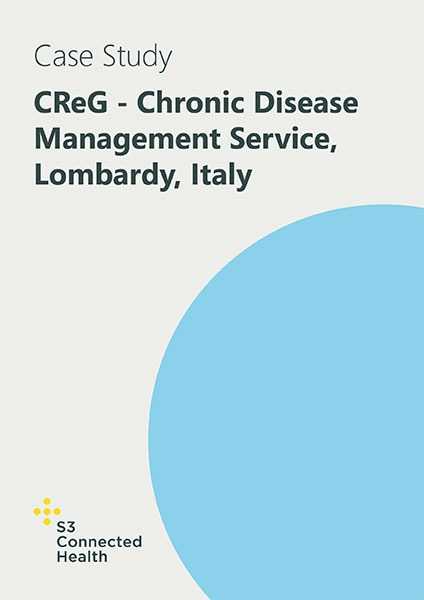 CReG – Chronic Disease Management Service, Lombardy, Italy