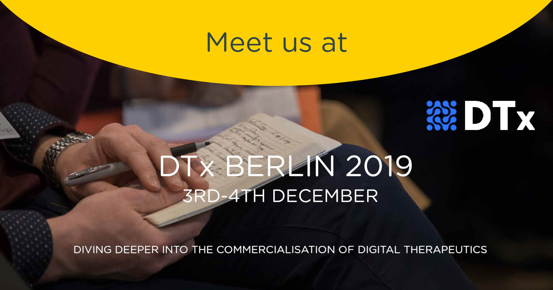 DTx Berlin 2019 – 3-4 December