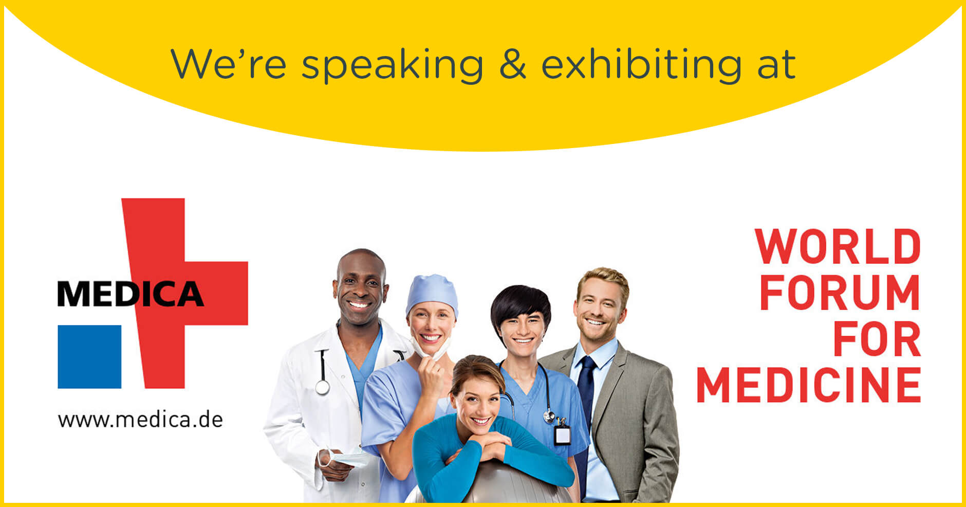 Medica Düsseldorf - 18-21 November 2019