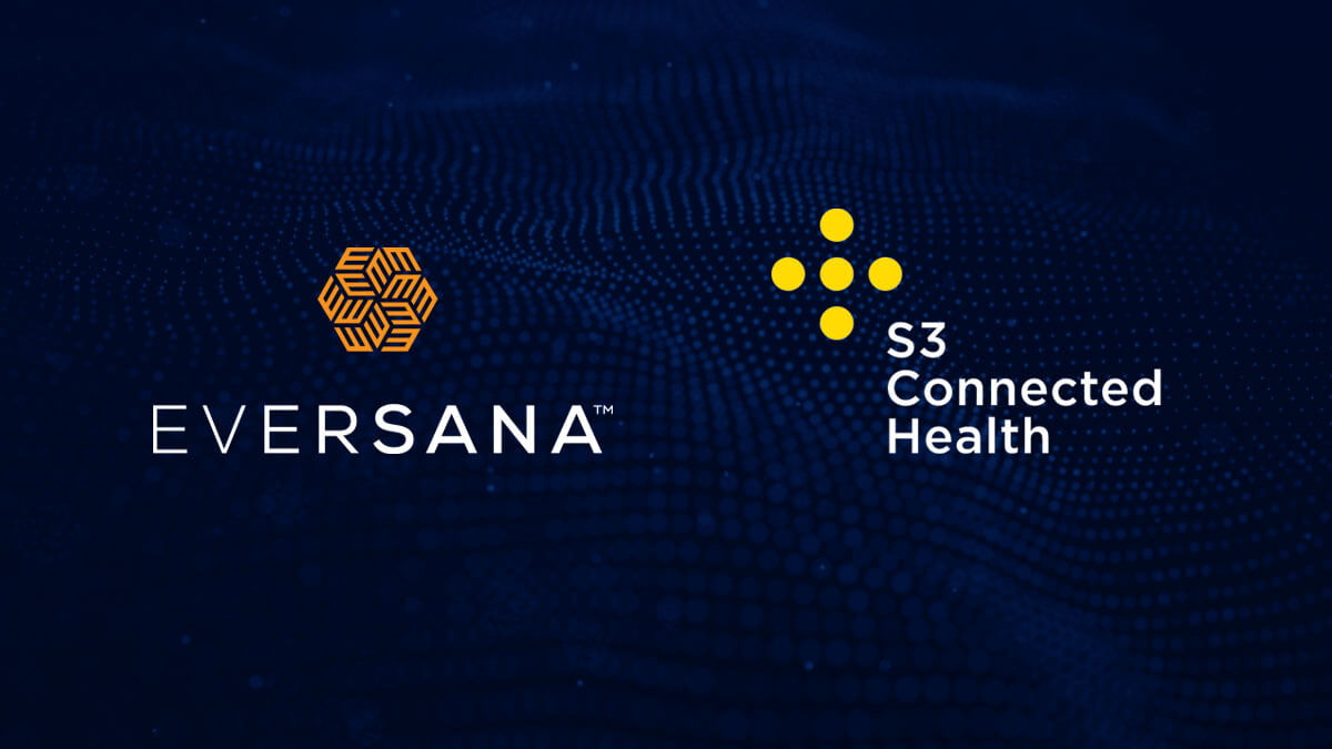 EVERSANA and S3 Connected Health announce strategic partnership to advance the adoption and commercialization of digital health solutions across life sciences