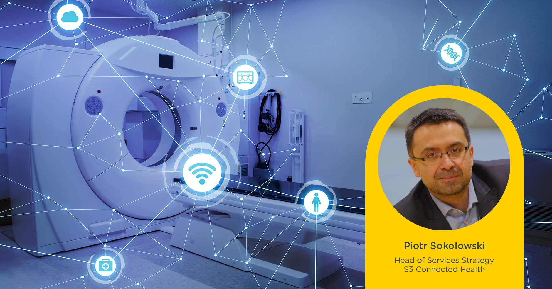 The importance of investing in connected health services