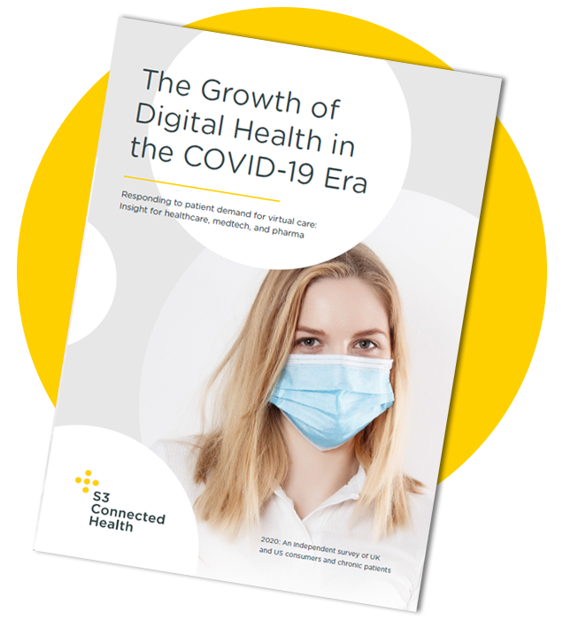 digital health report cover 2020