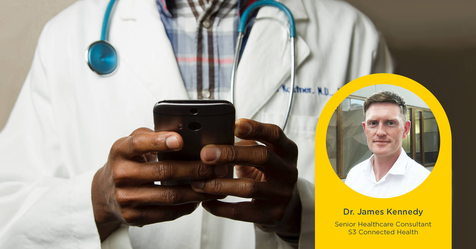 Digital health adoption: what does digital health mean for doctors and how should we engage with them?