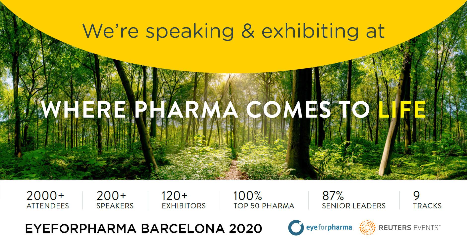eyeforpharma Barcelona 2020   S3 Connected Health