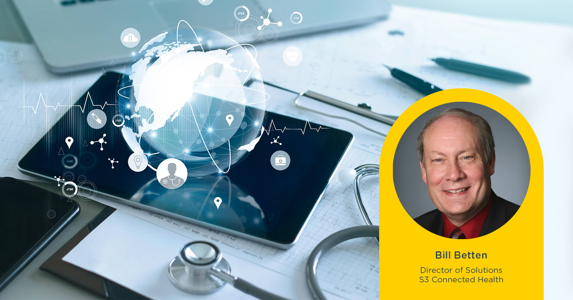 Preparing for the future of connected health: The case for interoperability