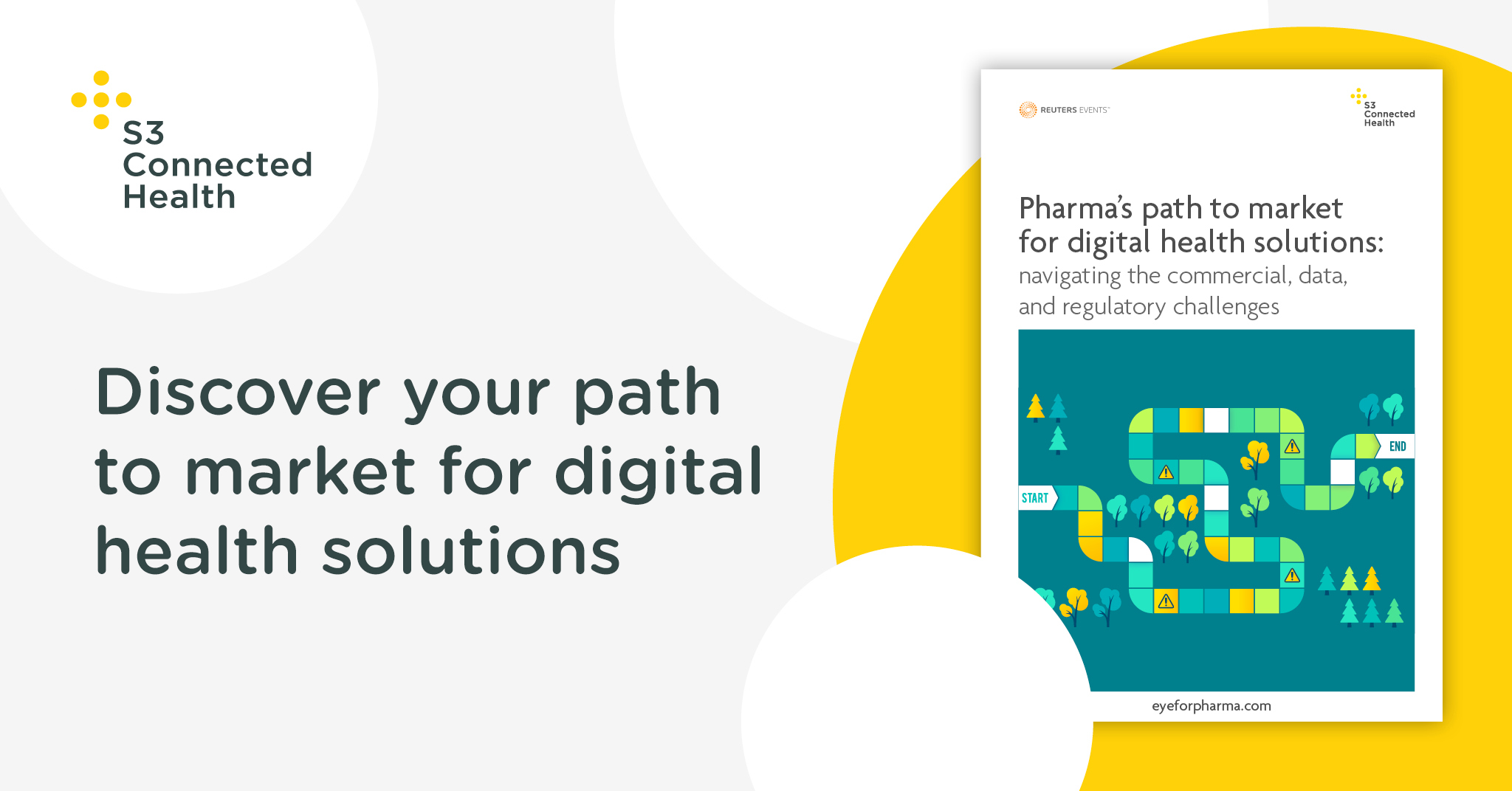 Whitepaper release: Pharma's path to market for digital health solutions: navigating the commercial, data, and regulatory challenges