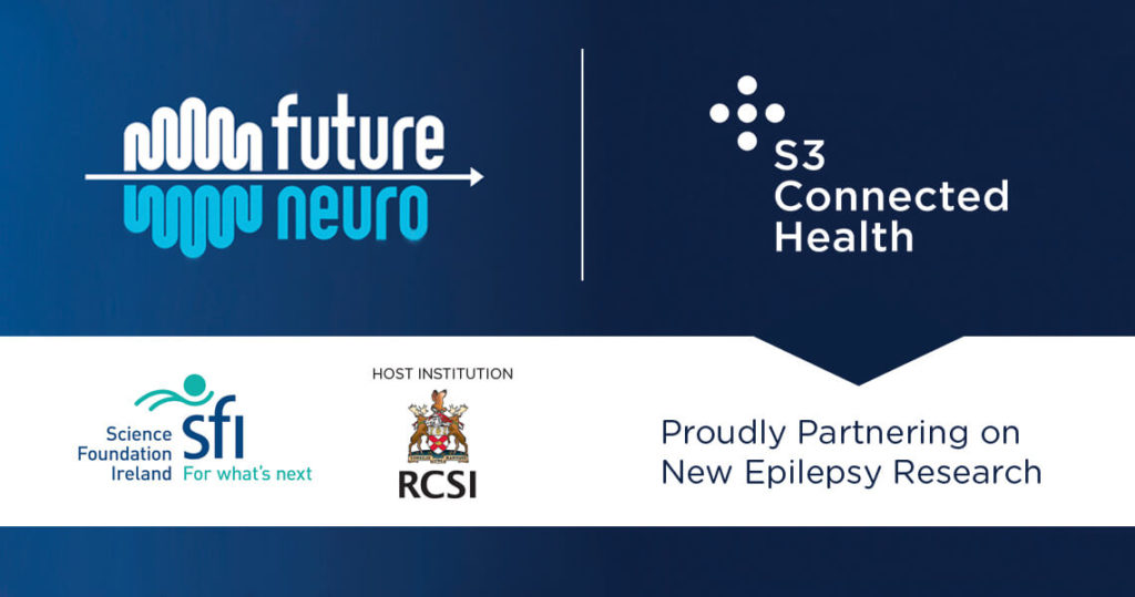 Epilepsy | RCSI | Future Neuro Partner With S3 Connected Health
